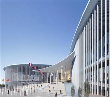 中国博览会会展综合体